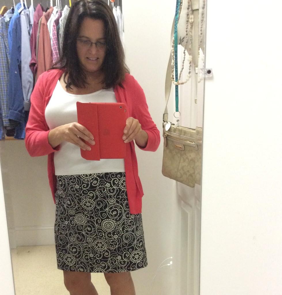 custom skirt from sloper2