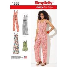 simplicity 1355