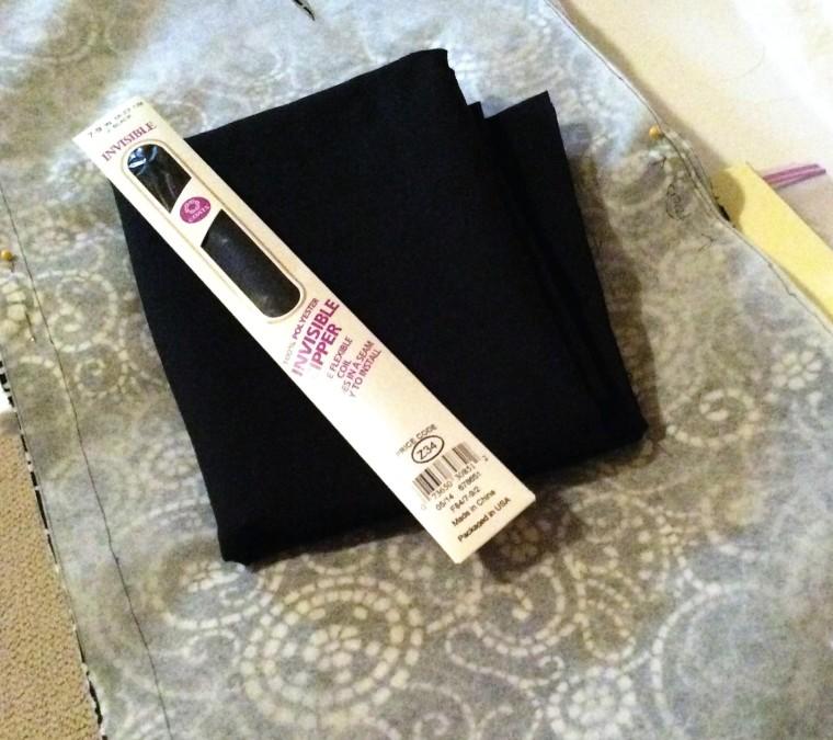 skirt preparation